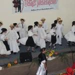 Vineri a avut loc cea de-a III-a ediţie a festivalului-concurs Danţu' Mânânţăilor
