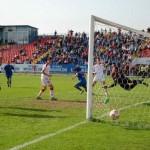 FC Bihor a pierdut meciul