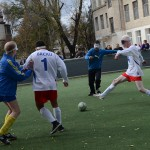 Jucătorii de fotbal cu deficienţe de vedere se vor lupta la Cluj pentru primul titlu naţional destinat lor