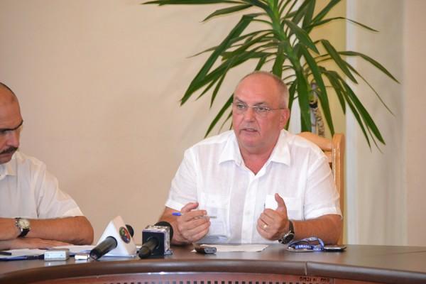 Managerul interimar  - dr. Gheorghe Carp