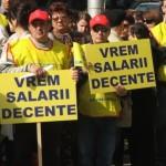 Bătălia pe PIB continuă. 10000 de profesori vor protesta la Guvern