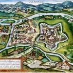 Harta orasului Oradea