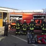 Autospeciala a fost repartizata pompierilor de la Marghita