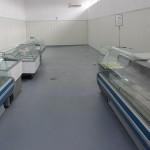 În hala de lactate vor putea să-şi vândă produsele 20 de comecianţi