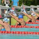 Carina Bianca Macavei a cucerit titlul naţional la 50 m spate în cadrul campionatelor în bazin scurt