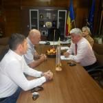 Întâlnirea a avut loc marți,   12 noiembrie