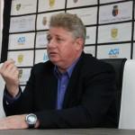 Ioan Mrginean a explicat motivele pentru care a demisionat din conducerea clubului de fotbal Universitatea Cluj / Foto Dan Bodea