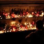 Fotoreportaj: seara când din Cimitirul Central izvorăște lumina