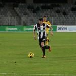 Laurenţiu Marinescu a marcat primul gol într-un meci oficial pe Cluj Arena,   tocmai într-o partidă cu FC Braşov / Foto: Dan Bodea