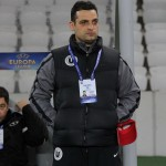 Antrenorul Universităţii,   Mihai Teja,   consideră că echipa sa trebuia să câştige mult mai clar meciul cu Corona Braşov / FOTO: Dan Bodea