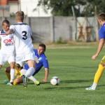 """""""Galben albaştri"""" mizează pe o victorie contra celor de la CS Mioveni"""