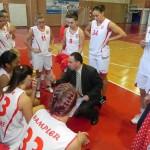 Duelul antrenorilor Eles-Fleşeriu a fost tranşatat clar în favoarea tehnicianului de la CSM Târgovişte