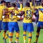 Câştigătoarea ultimei Cupe a României la fotbal,   Petrolul Ploieşti,   va întâlni pe FC Vaslui în sferturile actualei ediţii