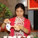 Festivalul Culturii Ceaiului Chinezesc se află în acest an la a treia ediție/Foto: Dan Bodea