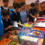 Elevii află cât de important este să citească