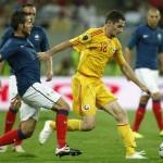 Internaţionalul clujean Răzvan Cociş se pregăteşte de meciul cu numărul 50 în tricoul echipei naţionale a României