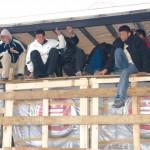 Pentru unii refugiați România este ca a doua casă