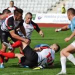Rugby-iştii de la Universitatea întâlnesc,   sâmbătă,   deţinătoarea Cupei României,   CSM Ştiinţa Baia Mare,   în semifinalele competiţiei