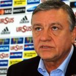"""Mircea Sandu este nemulțumit de delegarea arbitrului Pedro Proenca la manșa I a barajului de calificare la Cupa Mondială și a cerut FIFA să delege un al """"cavaler"""" al fluierului"""