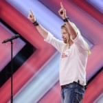 Florian Opre Zazula a primit trei de DA / foto: X Factor