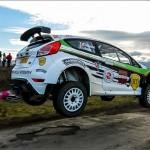 Marco Tempestini a câştigat ultima întrecere din calendarul competiţional intern,   Sibiu Rally Show
