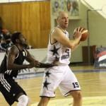 Silvășan a contribuit cu 19 puncte la victoria echipei sale/ Foto: Dan Bodea