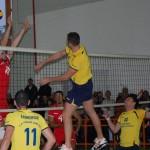 Phoenix Şimleul Silvaniei va juca cu campioana ultimei ediţii,   CVM Tomis Constanţa.Foto / Magazin Sălăjean.ro