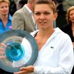 Simona Halep a câştigat anul acesta şase turnee WTA şi are şanse mari să primească şi trofeul pentru cea mai bună sportivă din Balcani