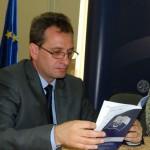 Prorectorul Sorin Şipoş / Sursa foto: bihon.ro