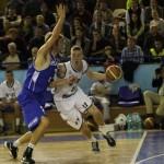 Sparks a marcat în partidele jucate împotriva Piteștiului și a Constanței un total de 54 de puncte/ Foto: Dan Bodea
