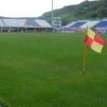 """Stadionul """"Jean Pădureanu"""" nu va ajunge pe mâini străine,   dă asigurări primarul Bistriţei,   Ovidiu Creţu,   care vrea să achiziţioneze baza sportivă,   în rate pe 15 ani"""