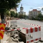 Trei străzi din Cluj rămân joi fără gaz