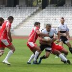 Rugby-iştii de la Universitatea Cluj s-au calificat în semifinalele Cupei României,   unde vor întâlni una dintre formaţiile Steaua,   Ştiinţa Baia mare sau CSM Bucureşti / foto: Dan Bodea