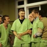 """Actorii de la Oradea vor juca,   la sfârşitul lunii,   în """"Zbor deasupra unui cuib de cuci"""""""