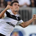 """Atacantul """"de clasă"""" dorit de Steaua este Claudiu Keşeru, care a marcat ultimul gol în luna august, în Franţa"""
