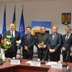 Președiniții Consiliului Județean Cluj din perioada 1992-2008 sunt de astăzi cetățeni de onoare ai Clujului (FOTO: Radu Hângănuț)