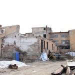 Așa arată în prezent domeniul pe care Primăria va ridica până la finalul anului 2014 un anasamblu de locuințe sociale (Foto: Dan Bodea)
