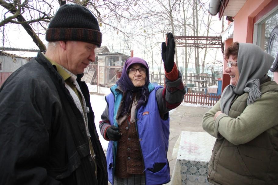 Familia Rus, contrariată de colindul antisemit atribuit satului Bârlea/Foto: Dan Bodea