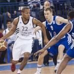 Kyle Shiloh a marcat 18 puncte pentru Gaz Metan şi medieşenii merg mai departe în FIBA Eurochallenge