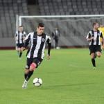 Valentin Lemnaru va încerca,   duminică,   să înscrie şi împotriva fostei sale echipe / Foto: Dan Bodea