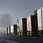 Grevă în transporturile de mărfuri. UPDATE: Guvernul face un pas înapoi
