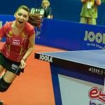 Bernadette Szocs a avut un 2013 perfect pe plan sportiv,   iar acest lucru se vede şi în topul realizat de Federaţia Română de Tenis de Masă