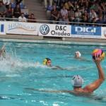 Două meciuri, două înfrângeri este bilanţul poloiştilor de la CSM Oradea la prima prezenţă în grupele Ligii Campionilor
