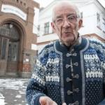 Iosif Viehmann,   un bătrân pe care dacă nu l-am avea,   nici nu l-am putea cumpăra/ Foto: Dan Bodea