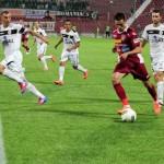 Fotbaliştii de la CFR nu mai găsesc drumul spre gol,   la Mediaş a şi încasat două