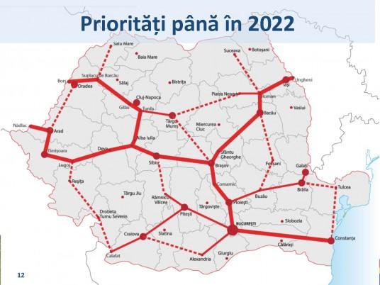 harta autostrazi 1