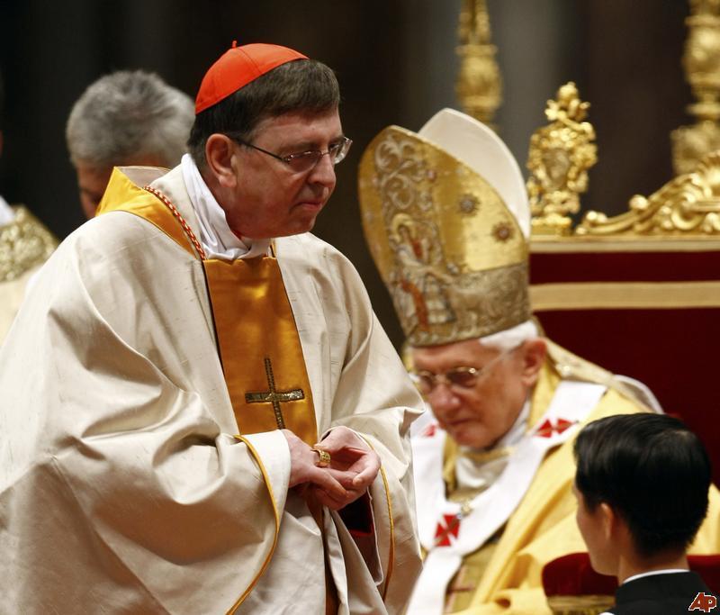 Cardinalul Kurt Koch
