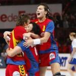 Echipa naţională feminină de handbal a României s-a calificat în grupele principale ale Campionatului European