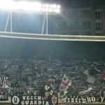 Suporterii Universităţii Cluj vor privi la televizor următorul meci al favoriţilor, după ce LPF a închis Peluza Sud şi Tribuna a II-a