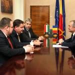 Ambasadorul Ungariei în România sprijină Clujul în lupta pentru titlul de Capitală Culturală Europeană